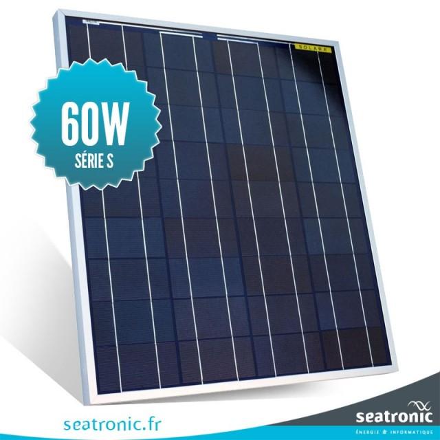 Panneau solaire solara rigide 60 watts