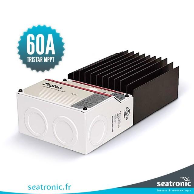 Régulateur solaire Tristar MPPT 60A