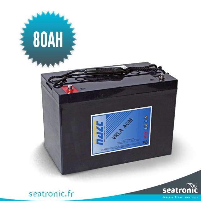 Batterie marine AGM HAZE 12 V 80 Ah