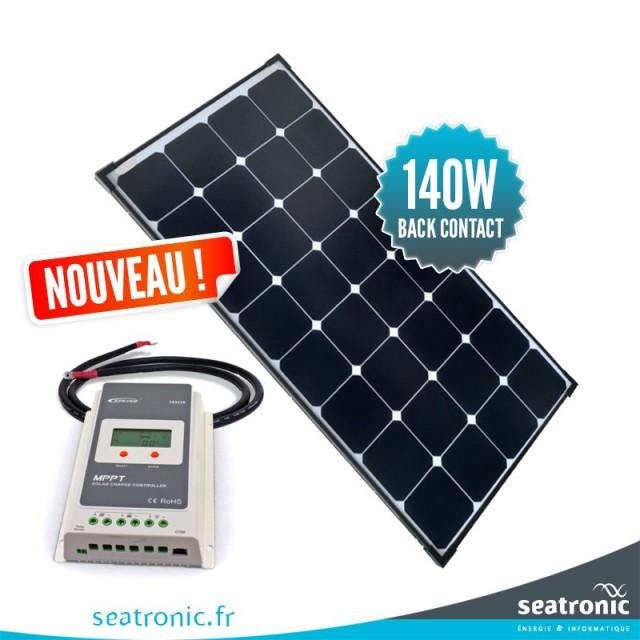 Kit de portique 140 watts (unique) back contact MPPT