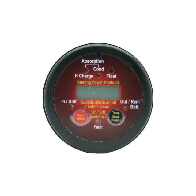 Panneau de contrôle pour chargeur de batterie à batterie ABBxx