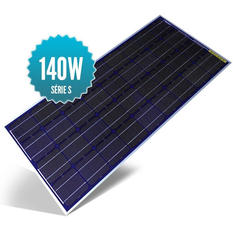 Panneau solaire solara rigide 140 watts