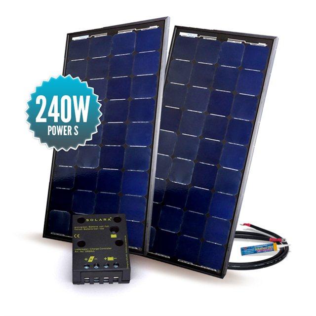 Kit solaire Power S 240W