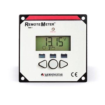 Panneau de contrôle pour régulateur sunsaver MPPT