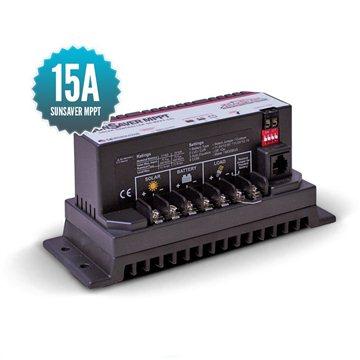 Régulateur sunsaver MPPT 15A