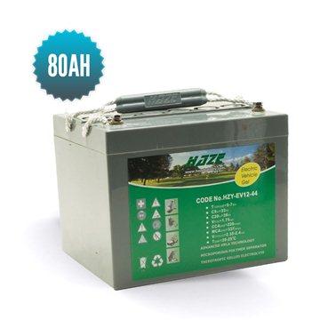 Batterie Gel HAZE 12 V 80 Ah