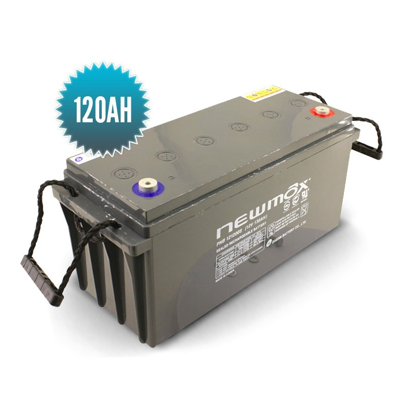 Batterie Gel Newmax 120 Ah