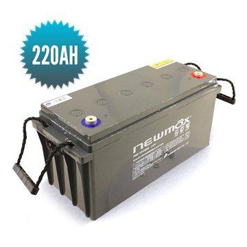 Batterie 220 Ah AGM Newmax