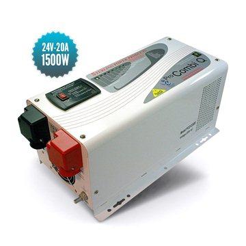Combi 24V (convertisseur 1500W, chargeur 20A)