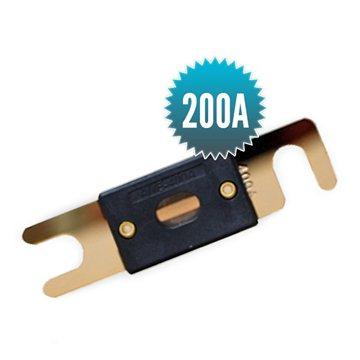 200 Amp Fusible ANL Forte puissance