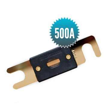 500 Amp Fusible ANL Forte puissance
