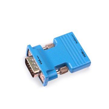 Convertisseur HDMI femelle VGA Male
