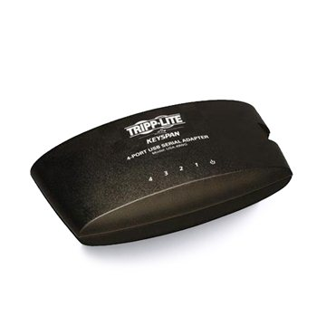 Adaptateur USB vers HUB 4 Ports séries RS-232