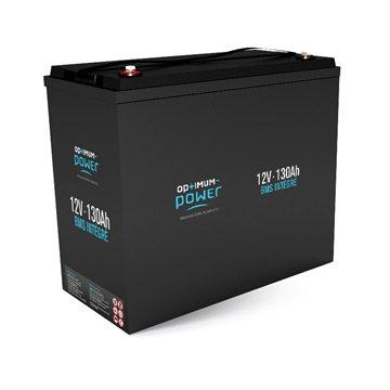 Batterie Lithium Optimum Power 130 Ah