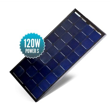 PANNEAU SOLAIRE RIGIDE 120 Watts SOLARA POWER S