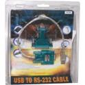 Adaptateur USB1 vers RS-232