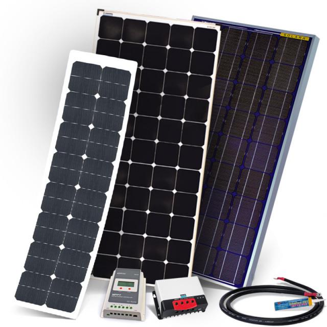 Pack panneau solaire