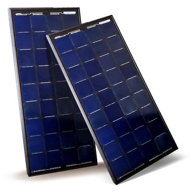 Panneau solaire Solara back contact SM440M36 et SM565M36