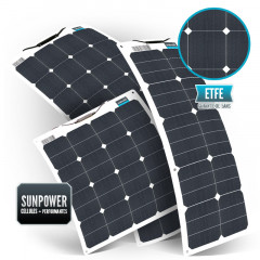 SUNPOWER Flexible Back Contact