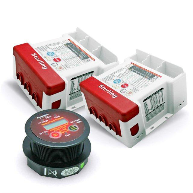 Chargeur de batterie à batterie: Gamme Pro Batt Ultre non étanche