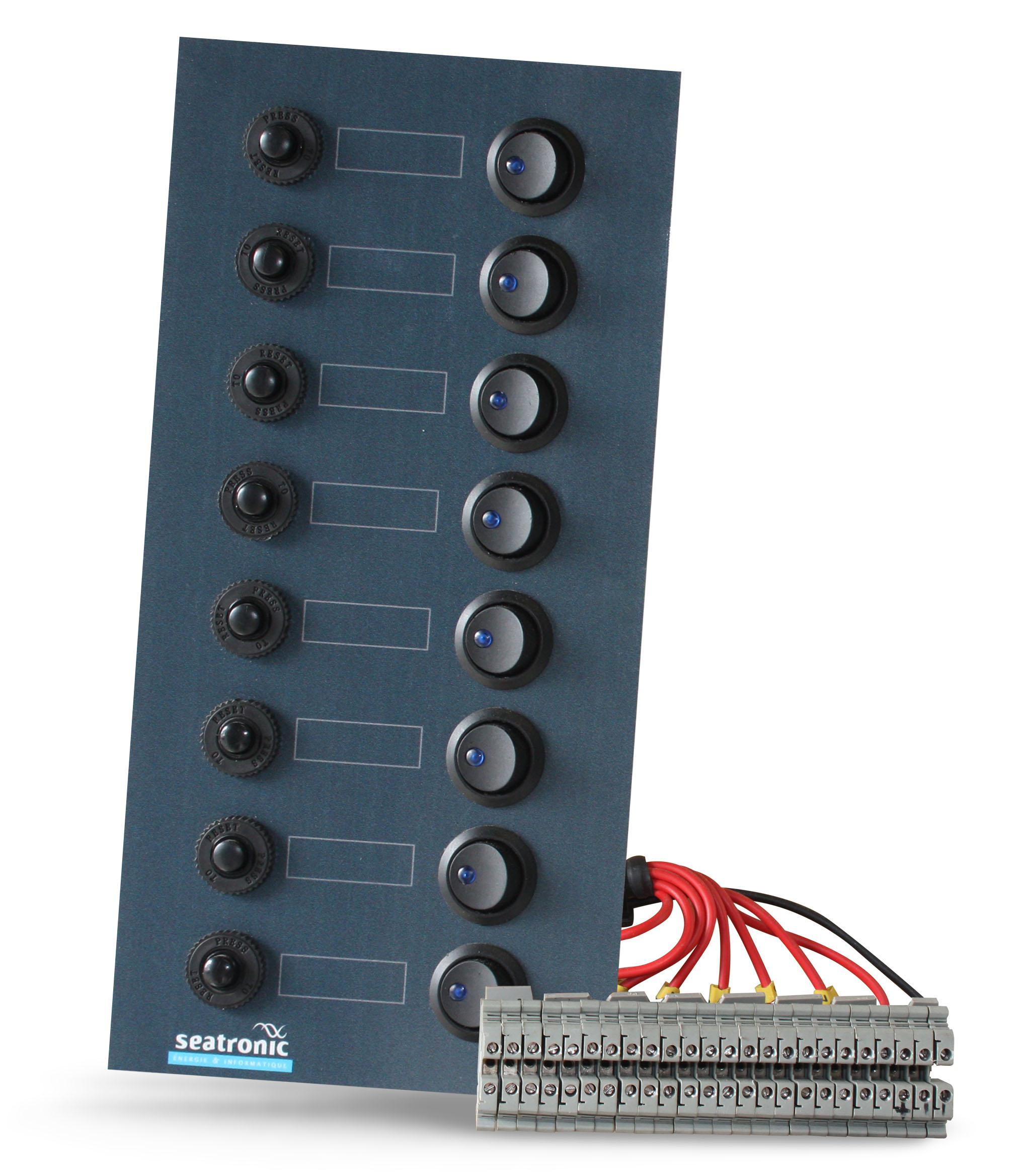 kit de câblage tableau électrique