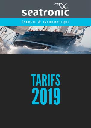 Seatronic tarifs 2019