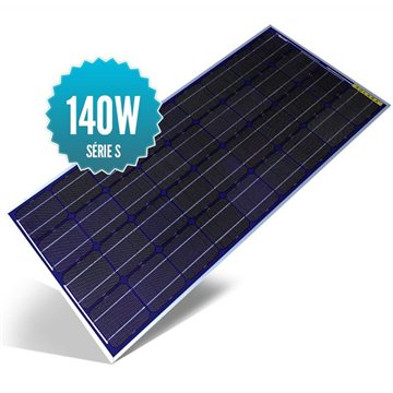 Solara rigid solar panel 140 watts