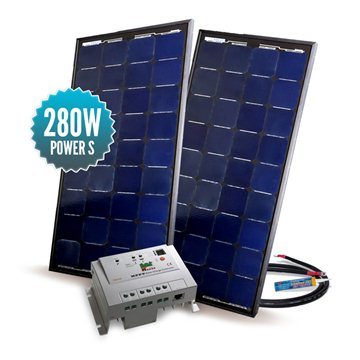 Power Solar Kit S MPPT 280W