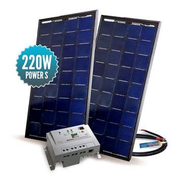Kit solaire Mppt 220W