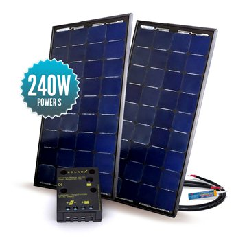 Kit solaire Power S 240W