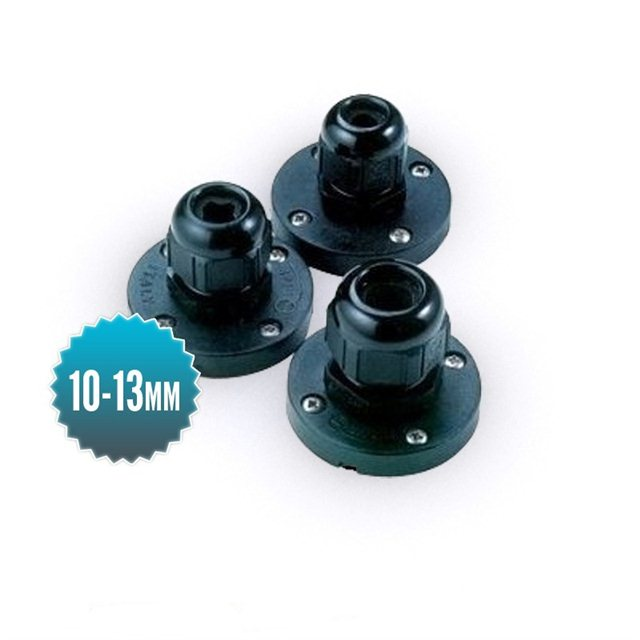 CABLE GLAND 10-13MM OUTSIDE / INSIDE