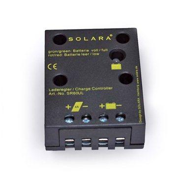 Régulateur solaire solara 4A SR60 UL