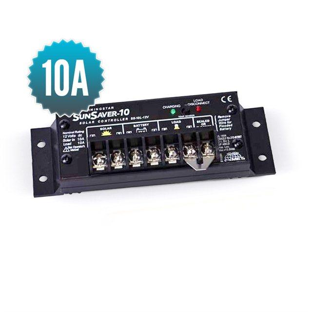 sunsaver 10A solar controller (5-year warranty)