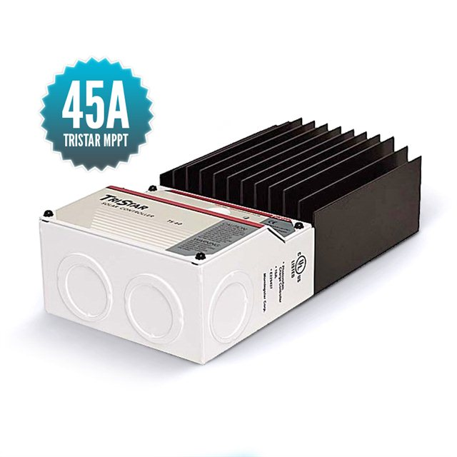 Tristar Solar and Wind Regulator 45A