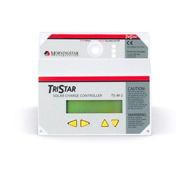 Control panel for tristar regulator