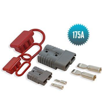High power connector 175A
