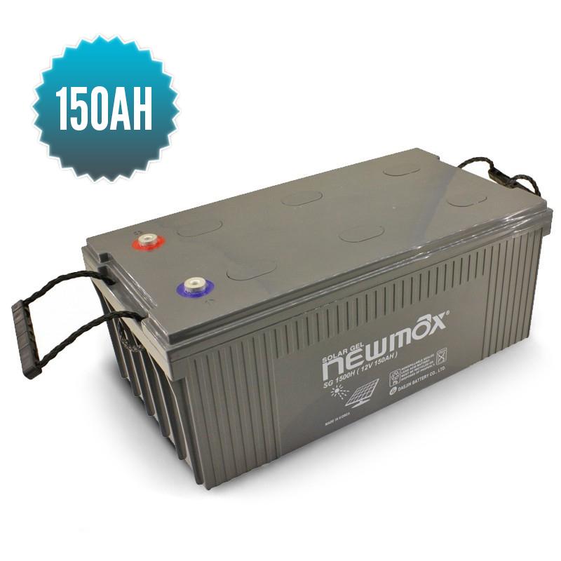 Newmax Gel Battery 150 Ah