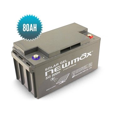 Newmax Gel Battery 80 Ah
