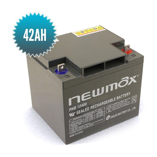 Battery 42 Ah AGM Newmax