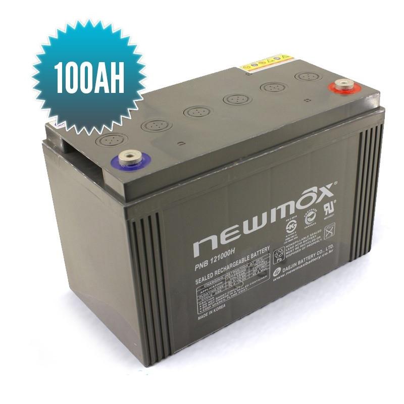 Battery 100 Ah AGM Newmax