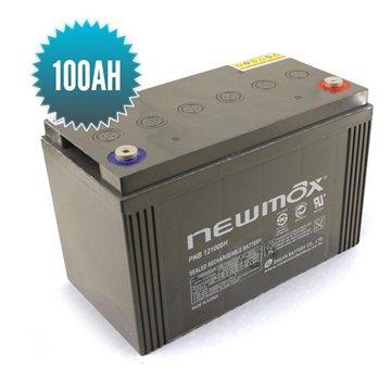 Batterie 100 Ah AGM Newmax