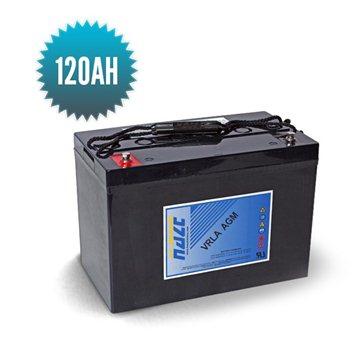 Batterie marine AGM HAZE 12 V 120 Ah