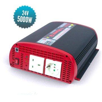Near-sine converter 24 V 5000 W 5000 W