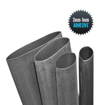 Thermo adhesive sheath 3mm/1mm