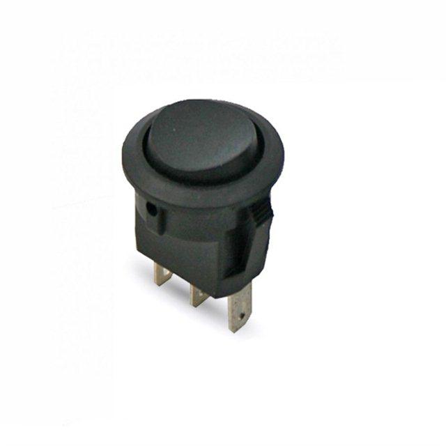 Interrupteur à impulsion pour coupe circuit commandé