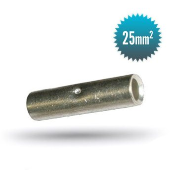 Copper extension sleeve NFC 20-130 25 mm²