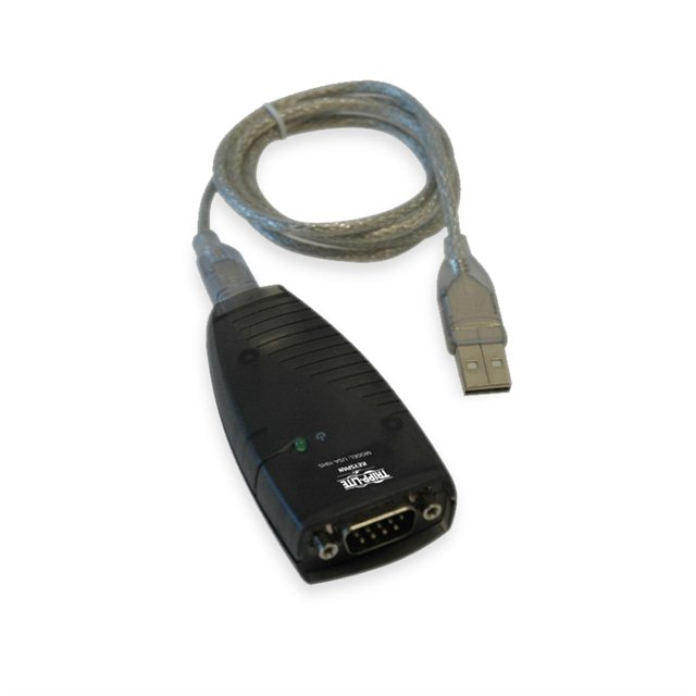 USB to RS-232 serial port adapter