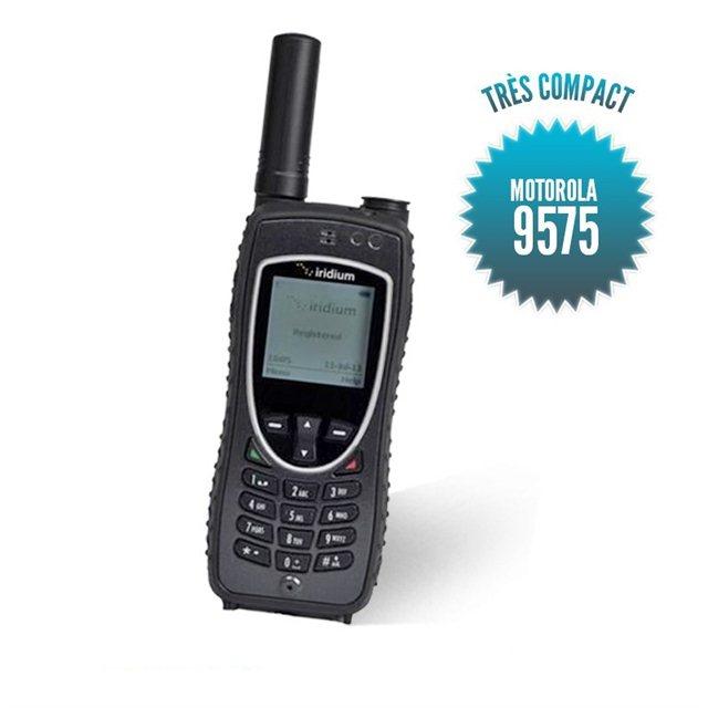 Iridium Motorola 9575 Satellite Phone