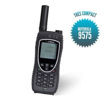 Iridium Motorola 9575 Satellite Phone