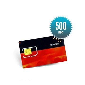 500mins - 1 an SKYFILE Recharge Iridium
